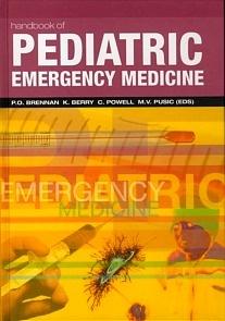 Handbook of Pediatric Emergency Medicine