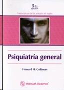 Psiquiatría General