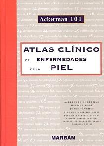 """Atlas Clínico de las Enfermedades de la Piel """"Ackerman 101"""""""