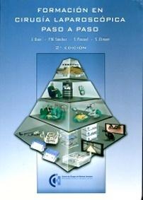 """Formacion en Cirugia Laparoscopica Paso a Paso """"+ DVD"""""""