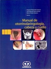 Manual de Otorrinolaringologia Cabeza y Cuello