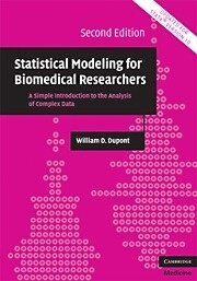 """Statistical Modeling for Biomedical Researchers """"A Simple Introduction to the Analysis of Complex Data"""""""