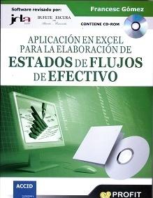 Aplicacion en Excel para la elaboracion de estados de flujos de efectivo