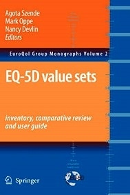 """EQ-5d Value Sets """"Inventory, Comparative Review and User Guide"""""""