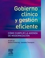 """Gobierno Clínico y Gestión Eficiente """"Como Cumplir la Agenda de Modernización"""""""