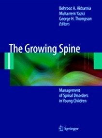 """The Growing Spine """"Management of Spinal Disorders in Young Children"""""""