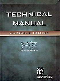 Technical Manual (AABB-American Association Of Blood Banks)