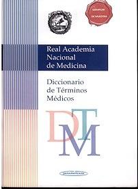 """Diccionario de Terminos Médicos RANM DTM Ed. Especial """"+ Version electrónica"""""""