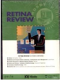 Retina Review Cd-Rom