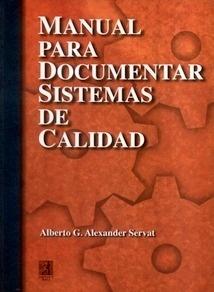 Manual para Documentar Sistemas de Calidad