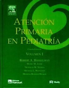 Atención Primaria en Pediatría. 2 Vols.