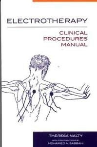 "Electrotherapy. ""Clinical Procedures Manual."""
