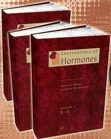 Encyclopedia of Hormones. 3 Vols. Set
