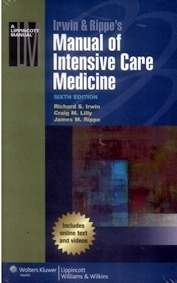 Irwin And Rippe'S Manual Of Intensive Care Medicine