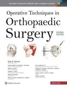Operative Techniques in Orthopaedic Surgery 2 Vols.
