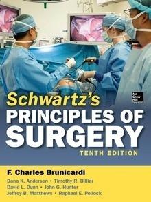 Principles of Surgery of Schwartz