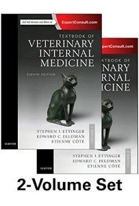 Textbook Of Veterinary Internal Medicine 2 Vols.