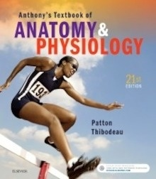 Anthony's Textbook of Anatomy & Physiology