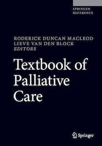 Textbook of Palliative Care