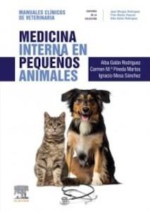 """Medicina Interna en Pequeños Animales """"Manuales Clínicos de Veterinaria"""""""