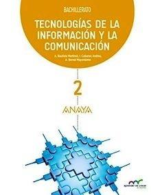 Tecnologías Información Comunicación 2 Bachillerato