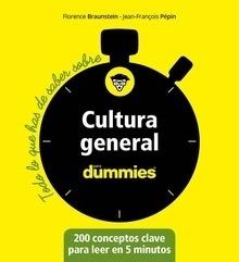 Todo lo que Has de Saber sobre Cultura General para Dummies