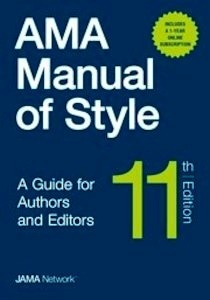 """AMA Manual of Style """"A Guide for Authors and Editors(Online Bundle Package)"""""""