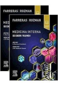 Farreras Medicina Interna, 2 Vols.