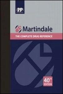 Martindale: The Complete Drug Reference 2 Vols.