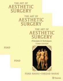 The Art Of Aesthetic Surgery. Principles & Techniques 3 Vols.