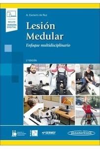 "Lesión Medular ""Enfoque Multidisciplinario (Libro + Ebook)"""
