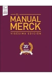 El Manual Merck (Libro + Ebook)