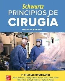 Schwartz Principios de Cirugía 2 Vols.