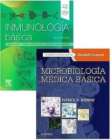 Lote Inmunología Básica + Microbiología Médica Básica