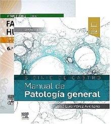 Lote Farmacología Humana + Sisinio de Castro Manual de Patología General