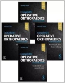 Campbell's Operative Orthopaedics 4 Vols.