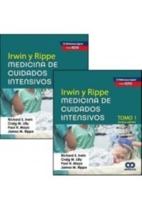 Irwin y Rippe Medicina de Cuidados Intensivos 2 Vols.
