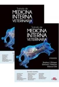 Ettinger Tratado de Medicina Interna Veterinaria 2 Vols.