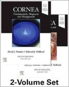 Cornea. Fundamentals, Diagnosis and Management, 2 Vols.