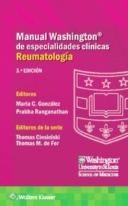 Reumatología. Manual Washington de Especialidades Clínicas