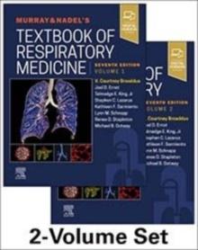 Murray & Nadel's Textbook of Respiratory Medicine 2 Vols.