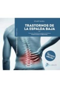 """Trastornos de la Espalda Baja """"Prevención Basada en Evidencia y Rehabilitación"""""""